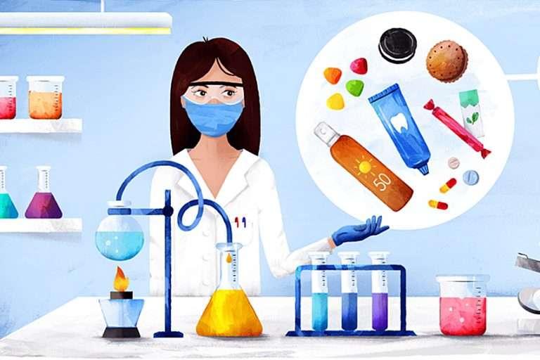 Interdiction du dioxyde de titane